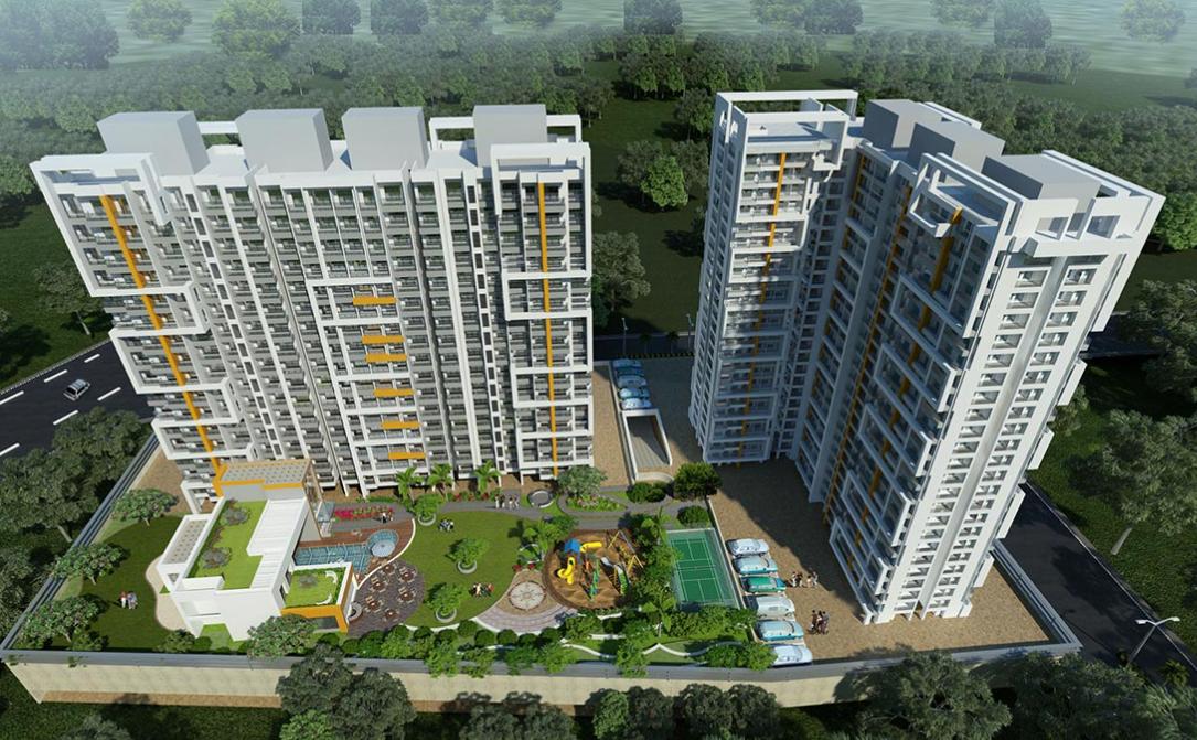 sanghvi s3 Eco City Dahisar East